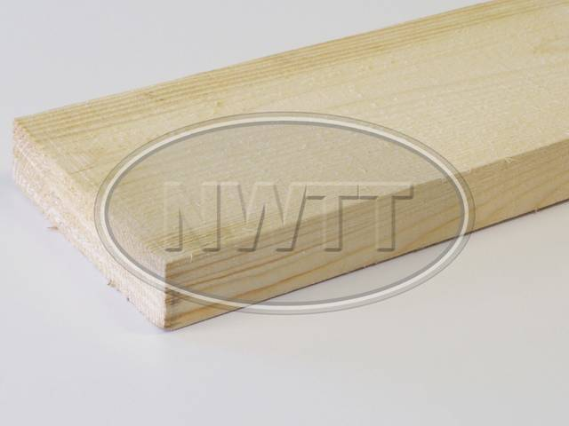 200mm X 47mm Rough Sawn Softwood