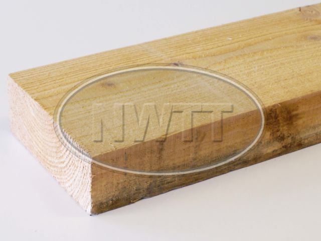 200mm X 75mm Rough Sawn Softwood