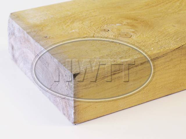300mm X 100mm Rough Sawn Softwood