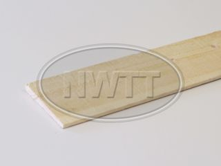 (2ex22mm X 125mm) Feather Edge Rough Sawn Softwood