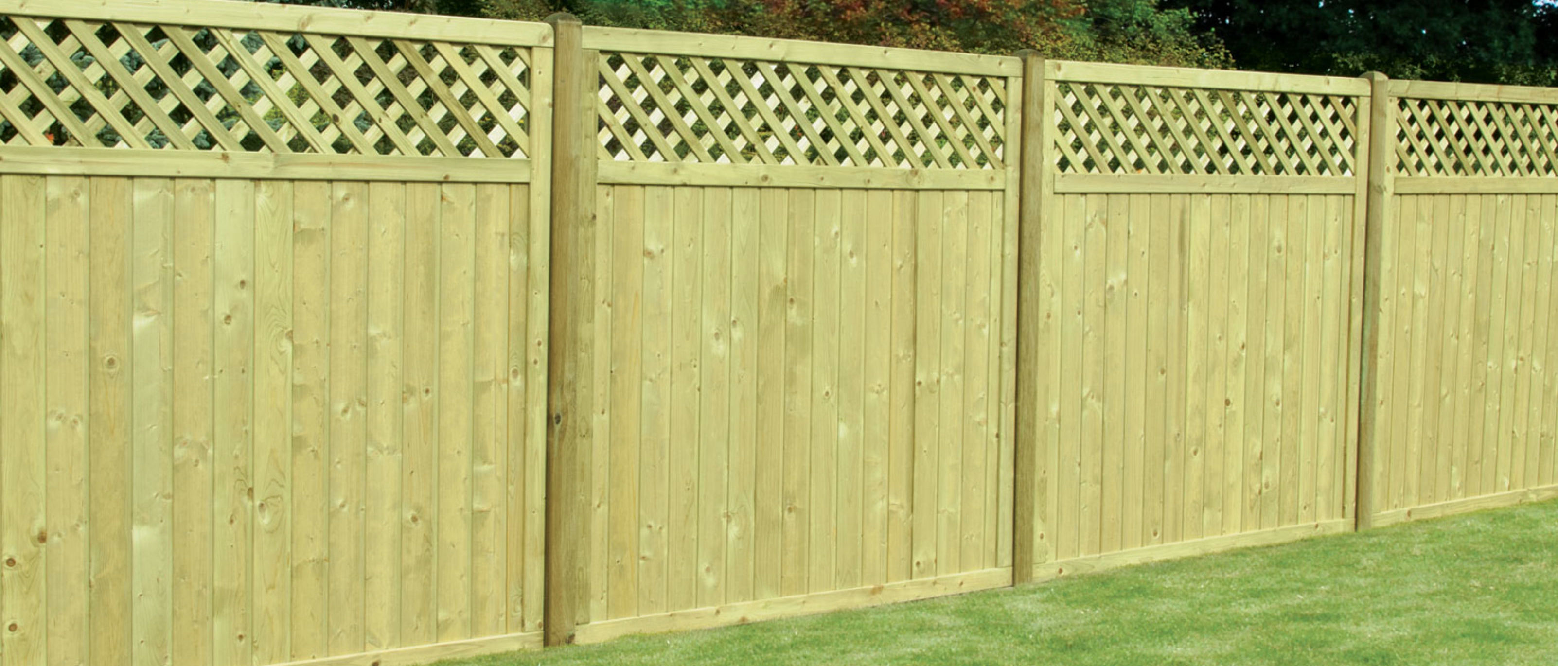Picture of: Decorative Fence Panels Gates North West Timber Treatments Ltd
