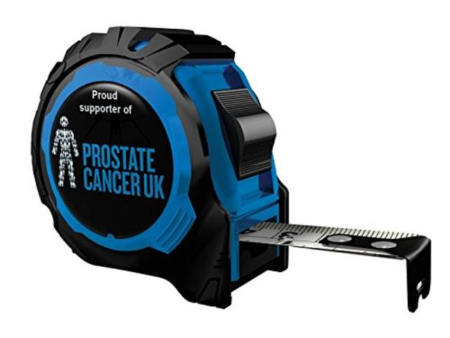 Prostate Cancer Tape Measure