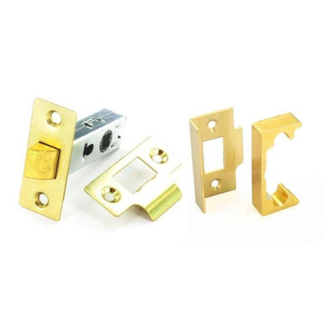 63mm Rebated Mortice Latch