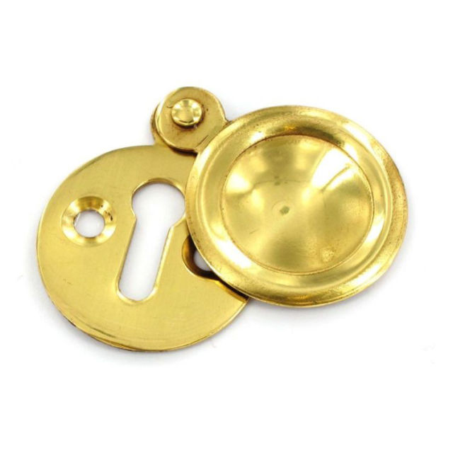 Victorian Covered Escutcheon