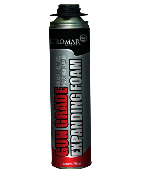Cromar Expanding Foam 750ml