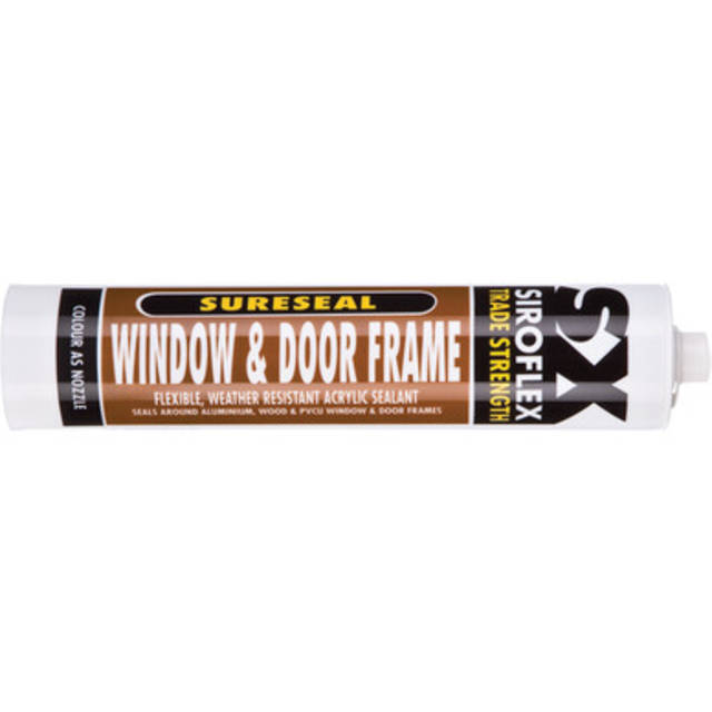 SX Sureseal Window & Door Frame