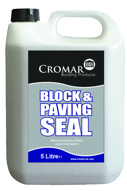 Cromar Block & Paving Seal
