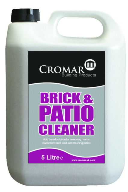 Cromar Brick & Patio Cleaner