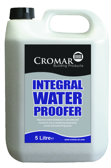 Cromar Integral Water Proofer