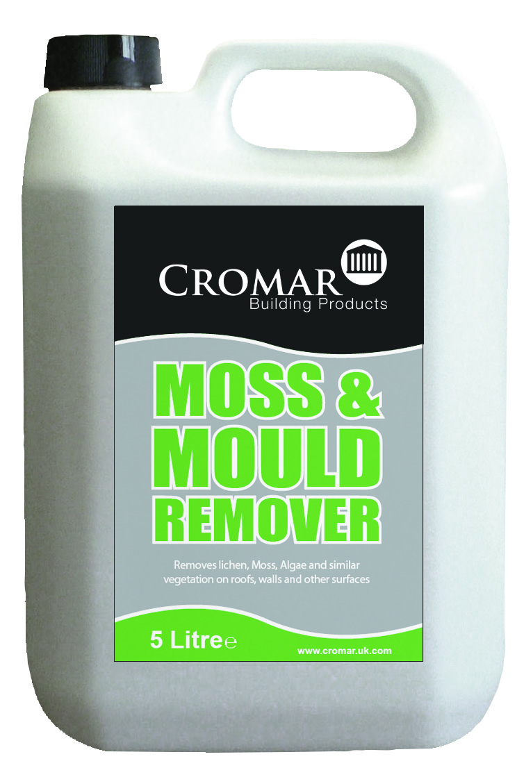 Cromar Moss Amp Mould Remover North West Timber Treatments
