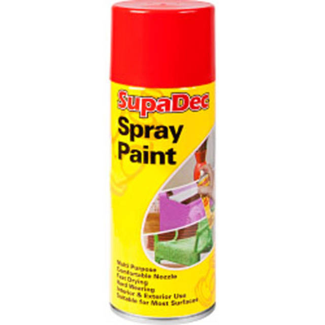 Supadec Spray Paint 400ml